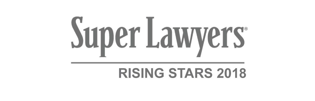 Congratulations To Our 2018 Super Lawyer Rising Stars