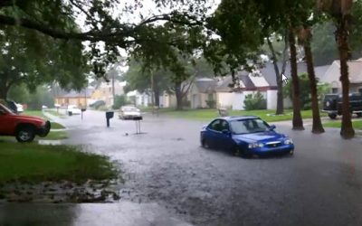 What Do I Do If My Car Flooded in New Orleans?
