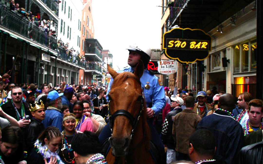 My Friend Got Arrested During Mardi Gras. What Now?