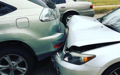7 Pasos para tomar después de un accidente de tráfico