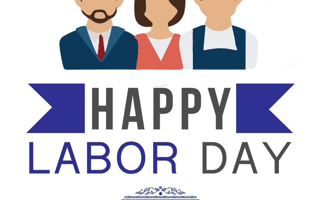 Happy Labor day from Burgos & Associates