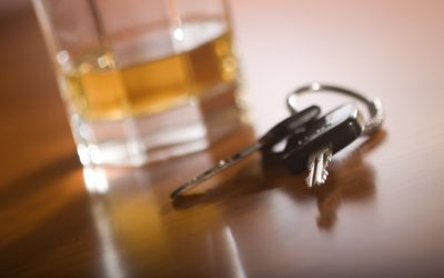 DWI arrests up, but car accidents don't fall