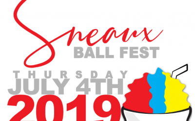 Join Us for the 2019 Sneauxball Fest