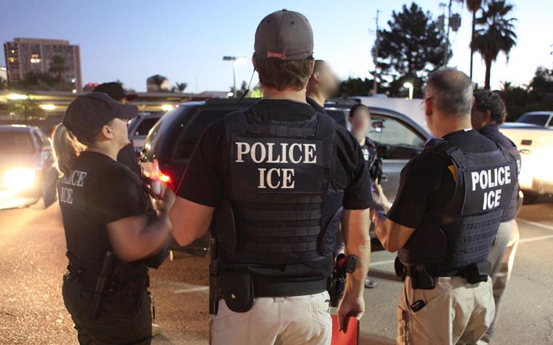 ICE inmigracion en nueva orleans