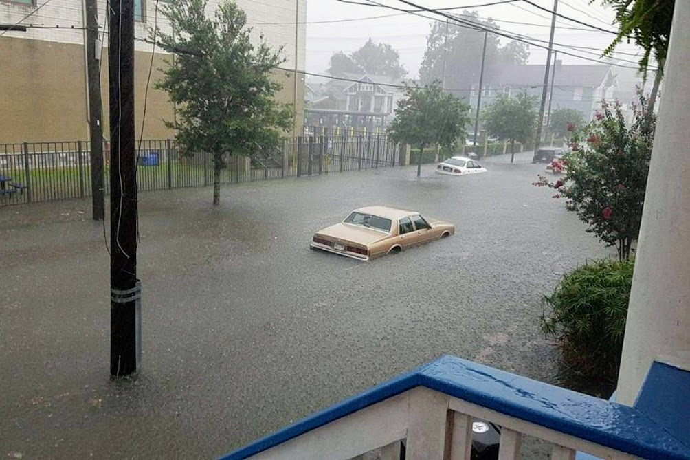 My Car Flooded in New Orleans, What Do I Do?