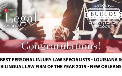 Burgos & Associates named Bilingual Law Firm of the Year