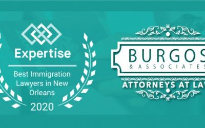 Burgos & Associates named Best Immigration Lawyers in New Orleans
